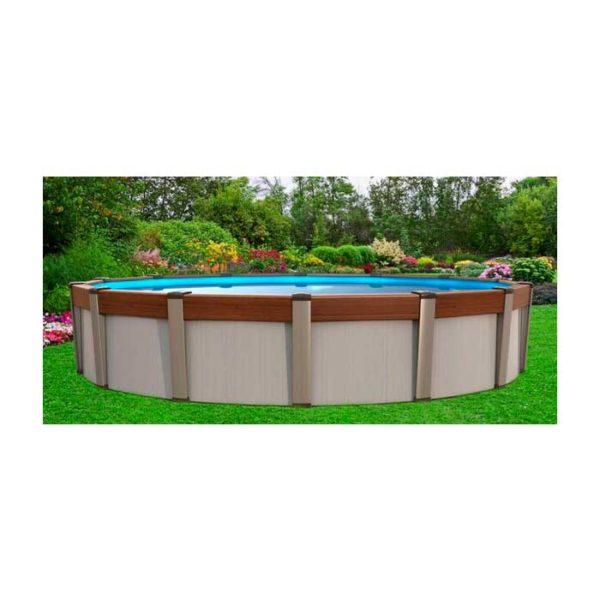 Сборный бассейн Контемпра (7,3 х 1,35)