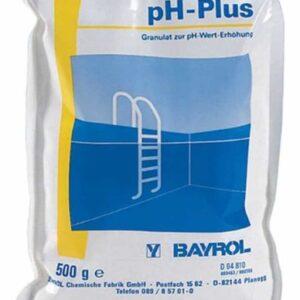 Гранулы Bayrol для повышения уровня pH в бассейне pH-Плюс, 0,5 кг