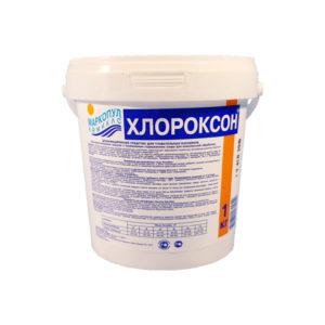 Хлороксон комплексное средство 4кг