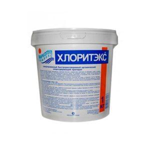 Хлоритэкс (гранулы). 1кг