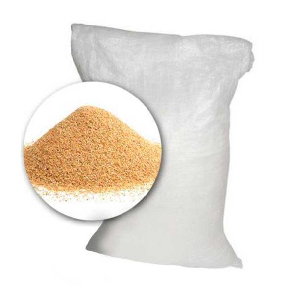 Песок кварцевый для фильтров 0,5-1 мм