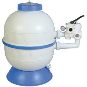 Бочка для фильтра Granada бок. подсоед. 500 мм (без вентиля)