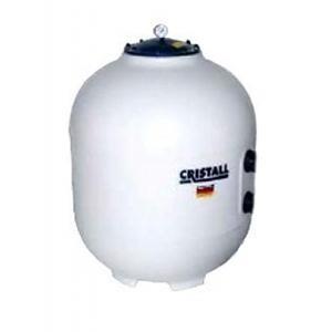 Бочка для фильтра Cristall бок. подсоед. 400 мм