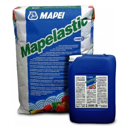 Mapei Гидроизоляционный состав Mapelastic компонент B, канистра 8 кг