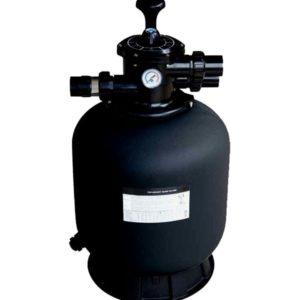 Фильтр песочный Emaux пластик с верхним вентилем P400, д.400 мм (Opus)