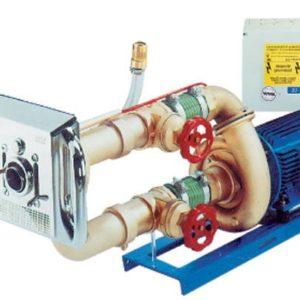 Противоток встраиваемый Fitstar Junior-kompakt насосный комплект 2 кВт, 220 В