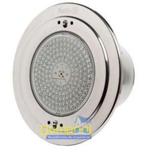 Прожектор из нерж.стали (50Вт/12В) с LED диодами красн, син, зел цветов (плитка) Pahlen 123281