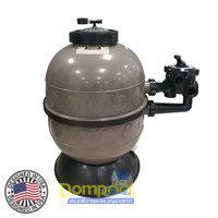 Фильтр песочный Hayward Pro Side S160SIE с бок. вентилем