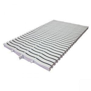 Решетка переливная для прямоуг. бассейна (Н34 мм) Kripsol МR 2034.С new