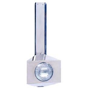 Прожектор навесной из нерж. стали - угловой (300Вт/12В) Pahlen
