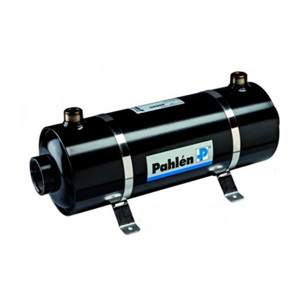 Теплообменник (28 кВт)Pahlen HI-FLOW 28 (11392) (гориз.)