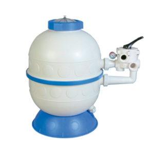 Бочка для фильтра Granada бок. подсоед. 600 мм (без вентиля)