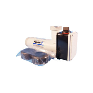 Электронагреватель пласт.корпус (18 кВт) с датчиком потока Pahlen (141605)