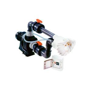 Противоток (40 м3/ч 220В 2.5 кВт) (универсал.) HIDROJET JSL-40 (комплект)