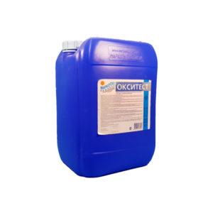 Окситест жидкий, активный кислород, канистра 20л (22 кг)